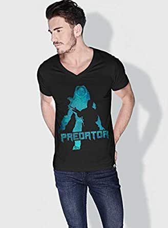 Creo Predator Movie Posters T-Shirts For Men - L, Black