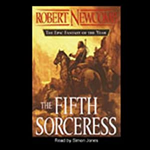 The Fifth Sorceress Audiobook