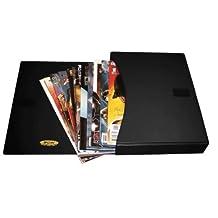 10 Assorted Marvel & DC Modern Comic Books & Stor-Folio Comic Box Holder by BCW