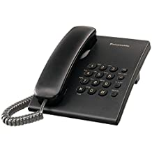Panasonic Integrated Corded Phone System (KX-TS500B)