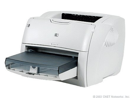 HP LaserJet 1300n Printer ()