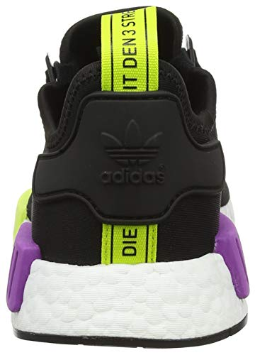 Bianco Shock Schwarz Core Derbys NMD r1 adidas Black Eu Core Black Purple Herren wqFaW1U