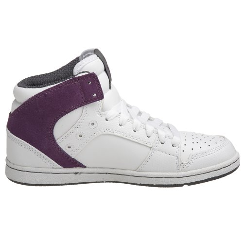 Etnies ETNIES Perry Mid White Purple, Damen Sneaker  White Purple