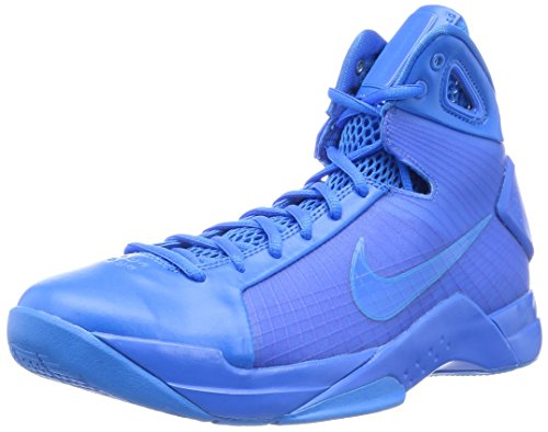Nike Mens Hyperdunk 08 Photo Blue/Photo Blue/Pht Blue Basketball Shoe 10 Men US