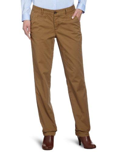Eddie Bauer Mujer Jeans 24207897Boyfriend/Anti Fit (cintura baja inferior Paso) marrón (Braun)
