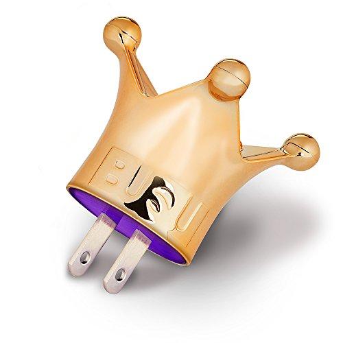 buqu-royal-usb-wall-charger-gold