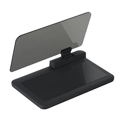 Vodool Universal Car GPS Navigation Bracket HUD Head Up Disp