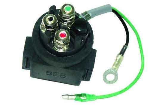 Suzuki Trim Motor Relay TIlt DOwn WSM PH375-0048 OEM# 38410-94540 Water Sport Manufacturing