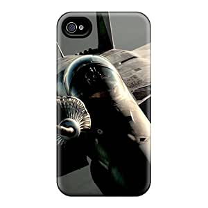 Slim Fit Tpu Protector Shock Absorbent Bumper Fuel Up Case For Iphone 4/4s