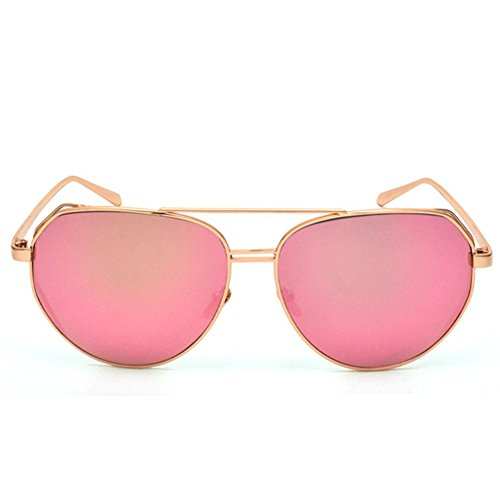 GUGGE Hollow Metal Frame Sunglasses Luxury Fashion - Canada Bans Ray Baby