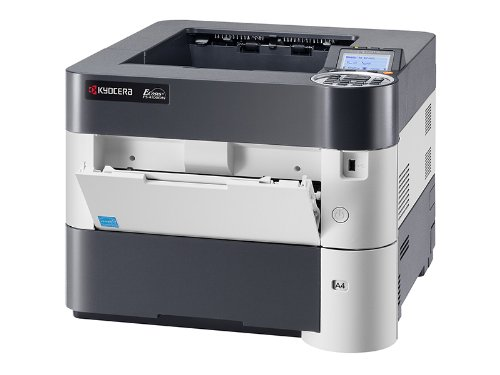 Kyocera 1102MT2US0 Model ECOSYS FS-4100DN Black & White Network Laser Printer, 47 Pages per Minute, 5 Line LCD Display Panel, 256MB RAM, Power PC 465S/750MHz CPU, 600 x 600 dpi, Up To Fine 1200 dpi by Kyocera (Image #2)