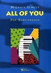 All of You von Schütz, Michael (2001) Broschiert