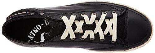 Diesel Mens Magneti Esposizione Bassa I-sneaker Nero (nero)
