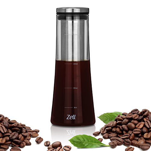 cold brew coffee maker strong