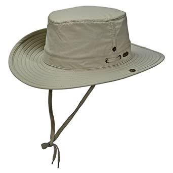 b369d7b58 Stetson Men's Seam Sealed Floater Hat at Amazon Men's Clothing store: