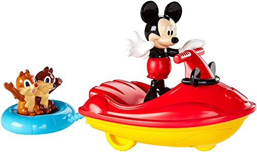 [Fisher-Price Disney Mickey Mouse Clubhouse Mickey Outdoor Cruiser Playset] (Mickey Mouse Clubhouse Accessories)