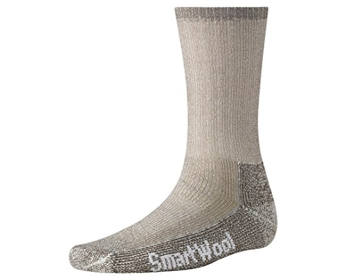 Smartwool Crew Underwear Long - SmartWool Trekking Heavy, Crew Beige (Size: M)