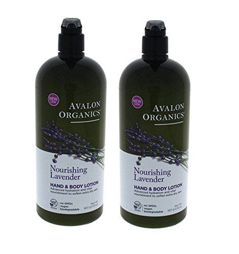 Avalon Organics Hand & Body Lotion - 6