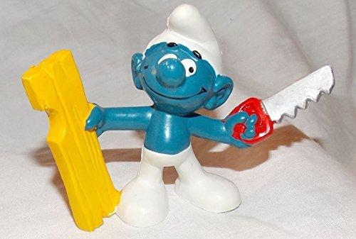 (1979 Vintage Smurf Carpenter 2