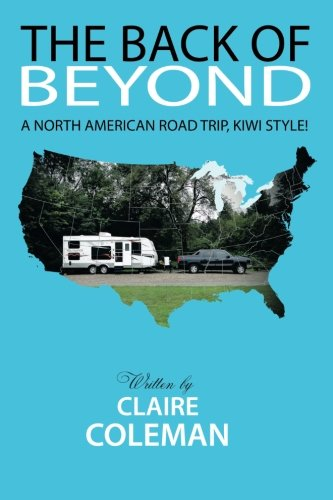 Price comparison product image The Back Of Beyond: A North American Road Trip,  Kiwi Style!