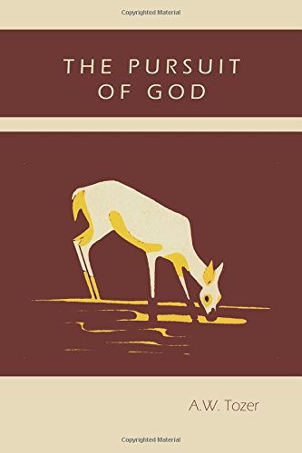 Download The Pursuit of God pdf