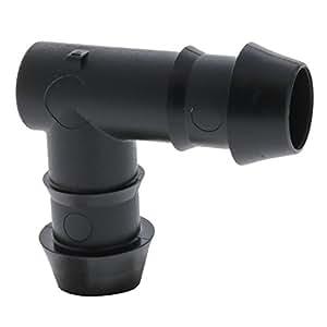"""Espino 1/2""""Tubo Codo para sistemas de riego por goteo"""