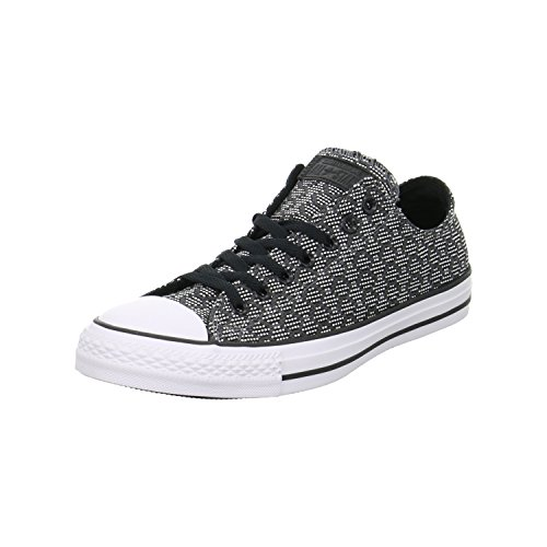 Converse Para Negro Tela Zapatillas De Hombre 155439c r4Iar
