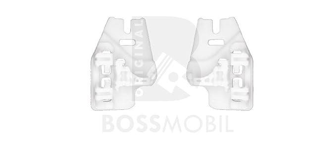 2x Fensterheber Reparatursatz Gleitstücke für BMW X3 E83Hinten Rechts Links