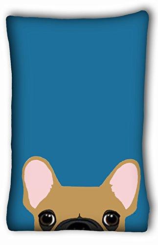 CHARGRA My Honey Pillow French Bulldog Rectangular Pillow Wa