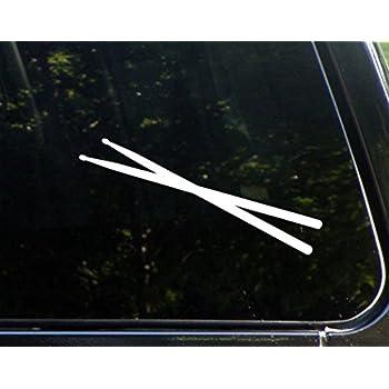 "5/"" PERSONALIZED DRUMLINE vinyl decal car window laptop sticker custom gift"