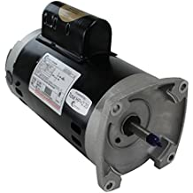 Century Electric B855 2-Horsepower 56Y-Frame Up-Rated Square Flange Replacement Motor (Formerly A.O. Smith)