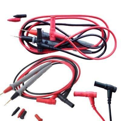 20a Thin - US Thin Tip Needle Multi Meter Test Probe Digital Multimeter Tester 1000V 20A