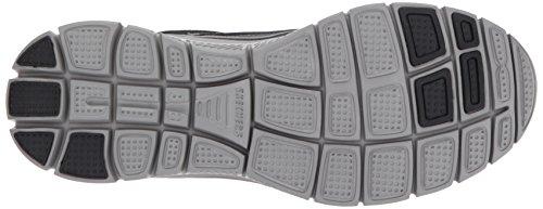 Advantage Zapatillas charcoal zizzo Gris 1 Flex Hombre Para black Skechers 0 UgqPTxqw
