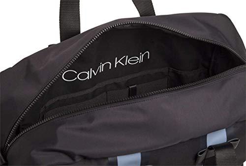 Hombre Negro Bandolera Calvin Clash Klein K50k504193 qYfI8