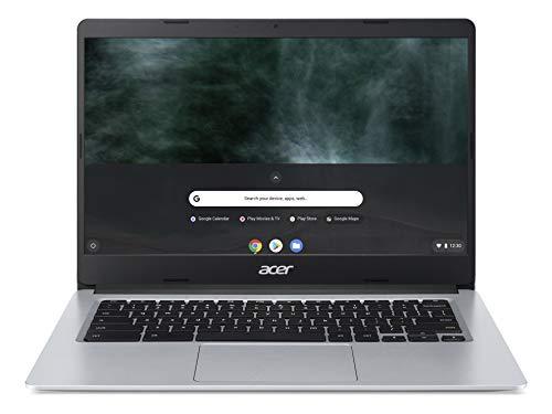 Acer Chromebook 314 CB314-H – (Intel Celeron N4000, 4GB RAM, 32GB eMMC, 14 inch HD display, Ch
