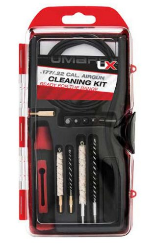Umarex Airgun Cleaning Kit, .177 Cal & .22 Cal