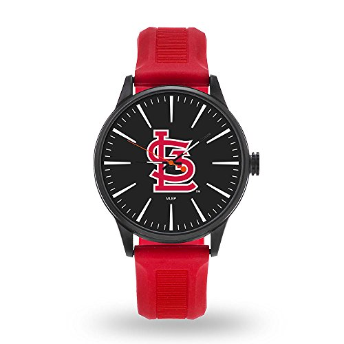 - Rico Industries MLB St. Louis Cardinals Watch, One Size, Team Color