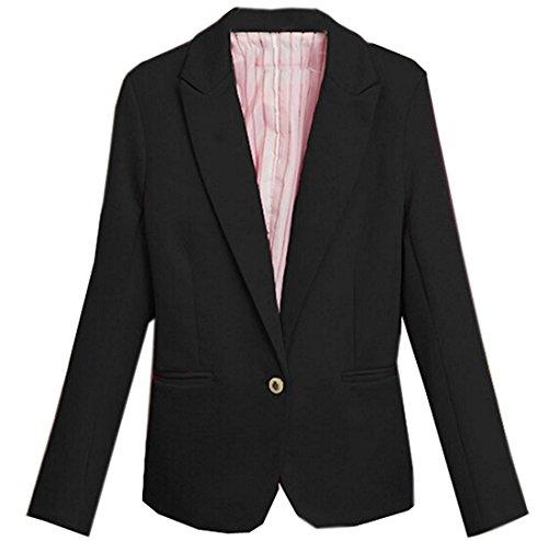 Slim Blazer Jacket - 3