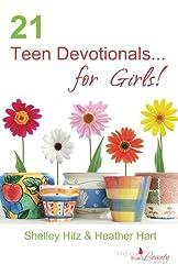 21 Teen Devotionals...For Girls! (True Beauty Books) (Volume 1)