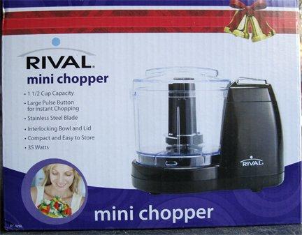 Rival Mini Chopper