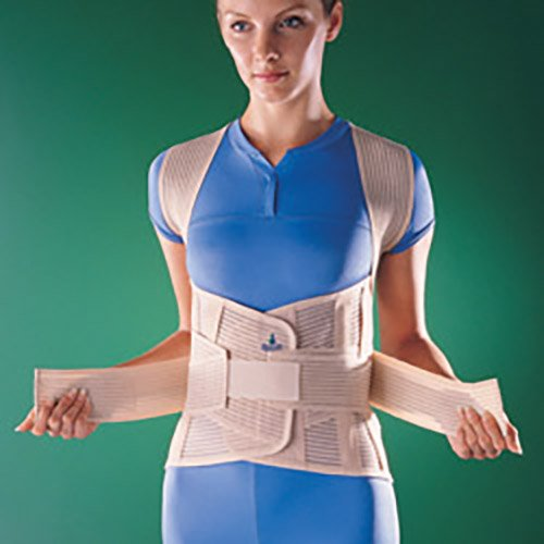 Oppo Medical Spinal Brace (Unisex; Natural), Small