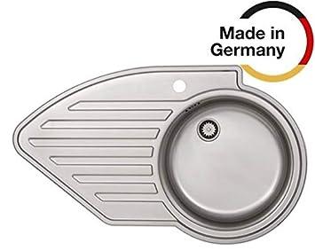 Rieber Einbauspule Wing 100 Becken Rechts Edelstahl Kuchenspule Made