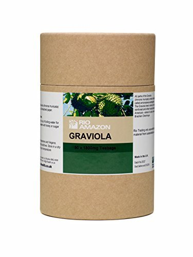 Rio Graviola Amazon Leaf Tea 90bag x 1