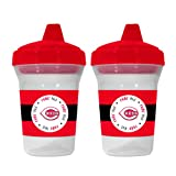 MLB Cincinnati Reds Sippy Cups, 2-Pack