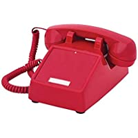 CORTELCO 250047-VBA-NDL Red desk no dial