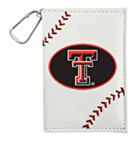 NCAA Texas Tech Red Raiders ID Holders, White
