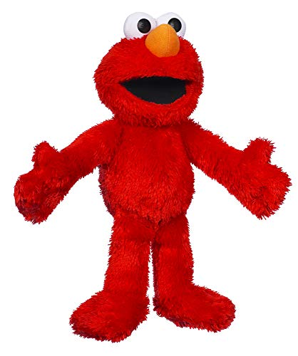 Sesame Street Let's Cuddle Elmo Plush Doll: 10