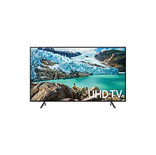 Samsung RU7100 UN55RU7100F 54.6″ Smart LED-LCD TV – 4K UHDTV – Charcoal Black – Edge LED Backlight – Alexa, Google Assistant Supported – Tizen – Dolby, Dolby Digital (Renewed)