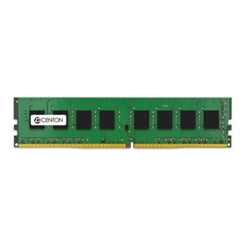 Centon Electronics CMP1600PC8192.01 PC3-12800 (1600MT/S) 240 Pin DDR3 DIMM, Commercial, Unbuffered, Non-ECC, (Centon Unbuffered Memory)
