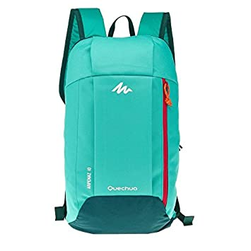 Quechua Kids Adults X-Sports Decathlon 10L Outdoor Day Backpack Small -  Atoll  Amazon.ca  Sports   Outdoors 36e35a884dfae